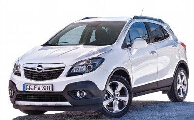 Présentation de l'<b>Opel Mokka</b> de 2013, un SUV crossover compact, à mi-chemin entre le Nissan Juke et le Qashqai.